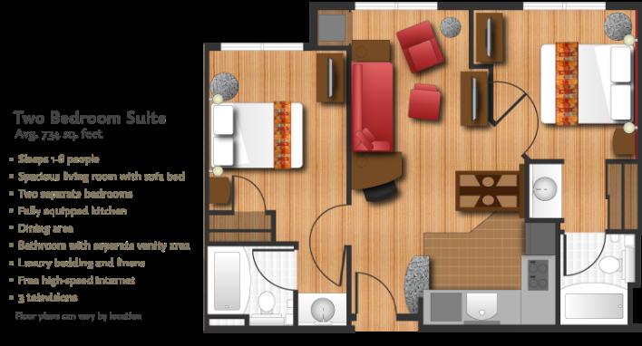 residence inn 2 bedroom suite floor plan | www.resnooze.com